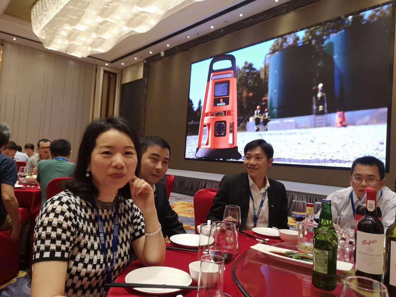 美國英思科中國區代理商答謝宴