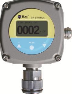 SP-3104PLUS 固定式有毒氣體檢測儀(HF 0-10ppm)